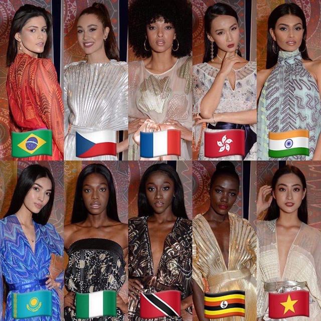 Miss World 2019: Lương Thùy Linh lọt Top 10 phần thi Top Model - Ảnh 1.