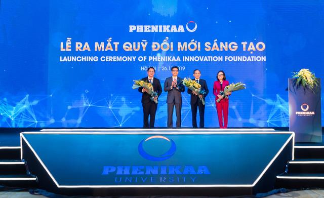 Ra mắt trường Đại học Phenikaa - Ảnh 2.
