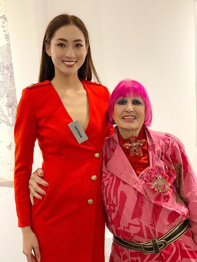 Miss World 2019: Lương Thùy Linh lọt Top 10 phần thi Top Model - Ảnh 3.
