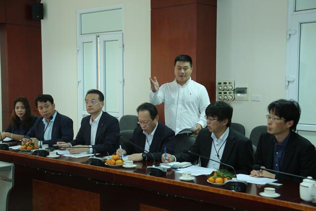 Trường Cao đẳng Truyền hình hợp tác với doanh nghiệp Nhật Bản về đào tạo, cung ứng nguồn nhân lực - Ảnh 1.