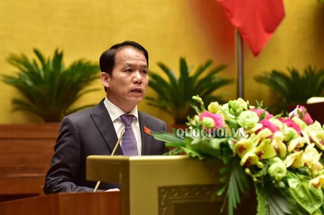 Quốc hội thông qua Dự thảo Nghị quyết thí điểm tổ chức mô hình chính quyền đô thị tại TP Hà Nội - Ảnh 1.