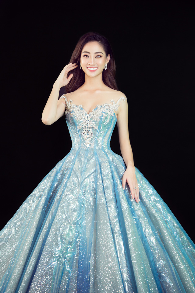Miss World 2019: Lương Thùy Linh tung clip khoe giọng hát dự thi tài năng - Ảnh 2.