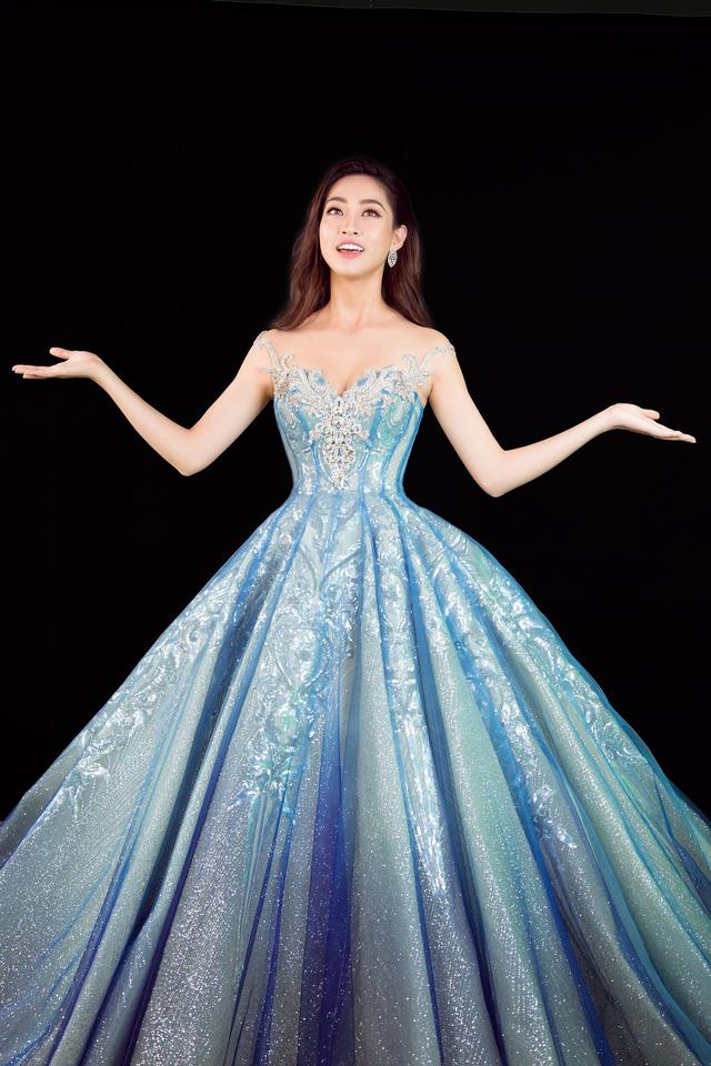 Miss World 2019: Lương Thùy Linh tung clip khoe giọng hát dự thi tài năng - Ảnh 1.
