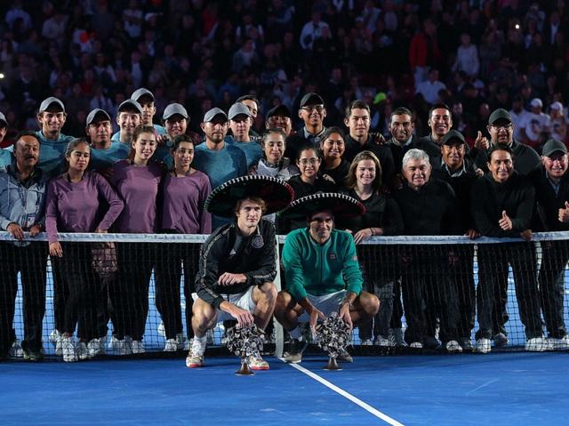Roger Federer: Một người vợ hạnh phúc thì cuộc đời bạn sẽ hạnh phúc - Ảnh 2.