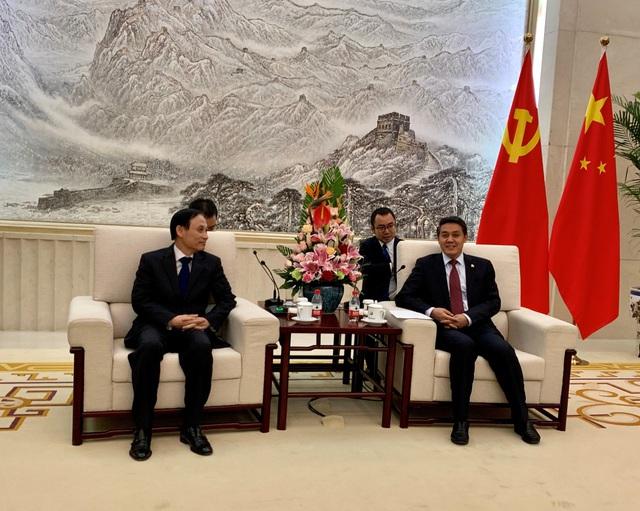 Việt Nam - Trung Quốc: Nhất trí xử lý thỏa đáng bất đồng, góp phần giữ gìn ổn định trên Biển Đông - Ảnh 2.