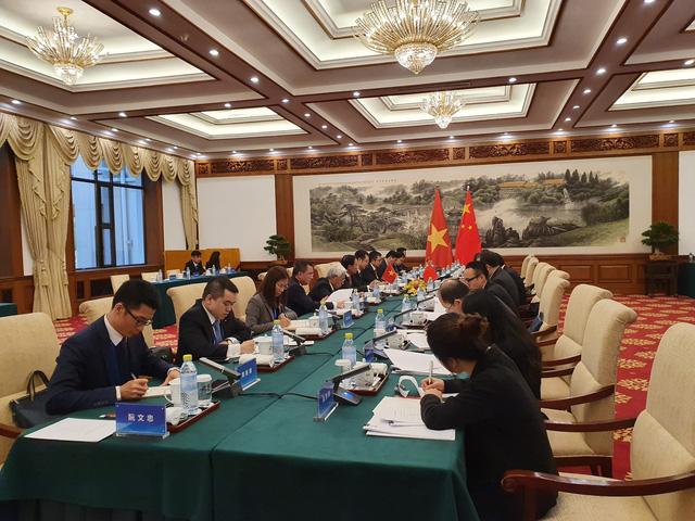 Việt Nam - Trung Quốc: Nhất trí xử lý thỏa đáng bất đồng, góp phần giữ gìn ổn định trên Biển Đông - Ảnh 1.
