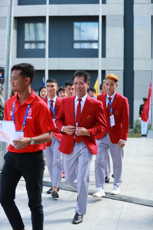 Quốc kỳ Việt Nam tung bay tại SEA Games 30 - Philippines 2019 - Ảnh 3.
