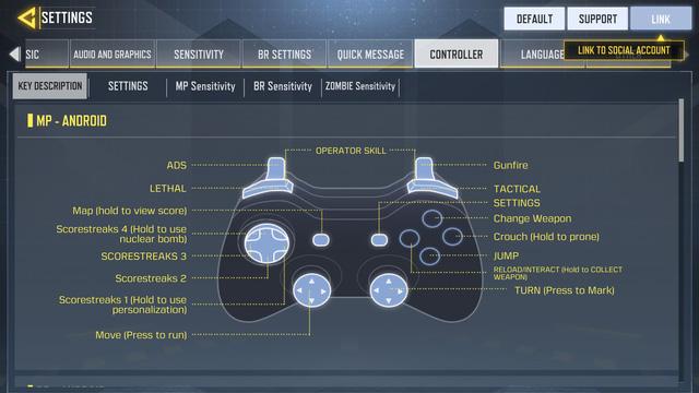 Call of Duty: Mobile thêm tính năng hỗ trợ tay cầm PS4 và Xbox One - Ảnh 2.