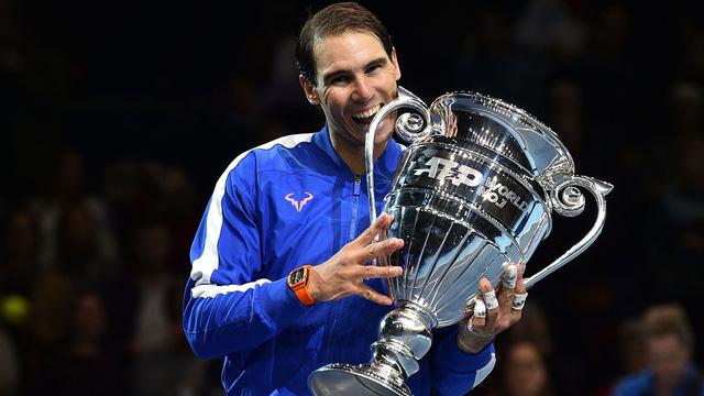 Federer: Rafael Nadal vĩ đại hơn Novak Djokovic - Ảnh 1.