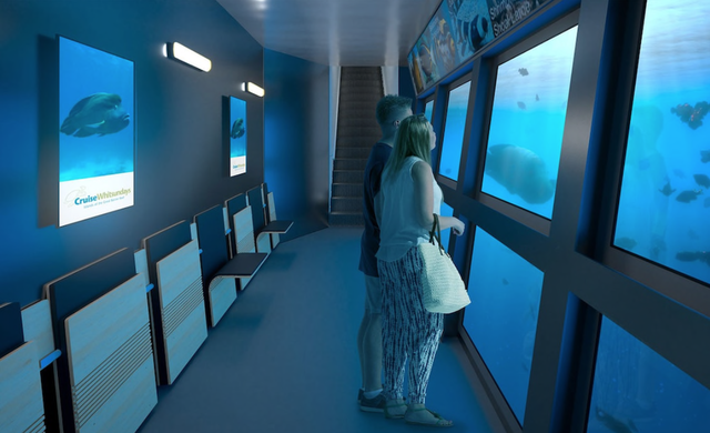 Ngắm nhìn khách sạn dưới nước đầu tiên của Úc - ảnh 2