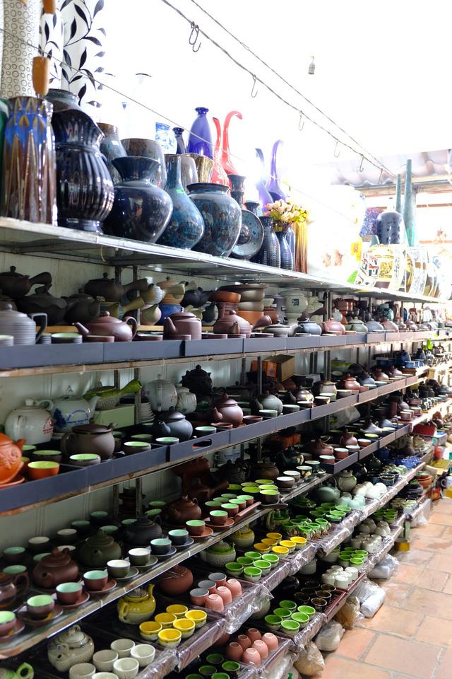 Về thăm Chợ Gốm Bát Tràng - Ảnh 4.