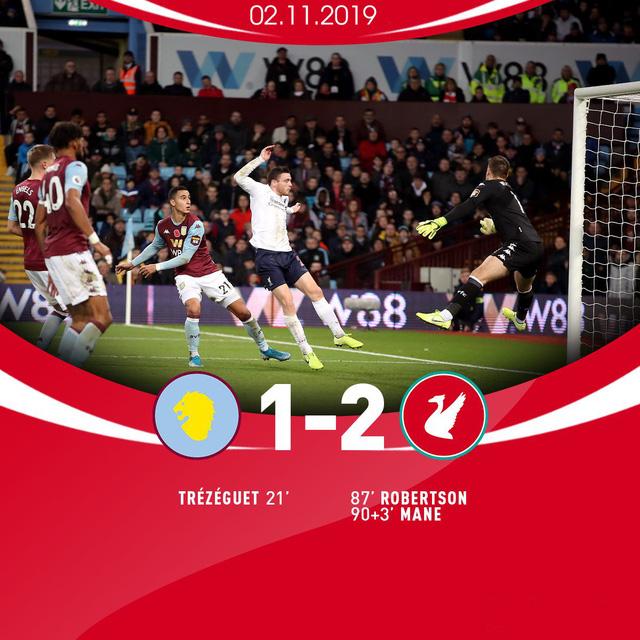 Aston Villa 1-2 Liverpool: Ghi 2 bàn trong 7 phút cuối, The Kop thắng kịch tính - Ảnh 4.