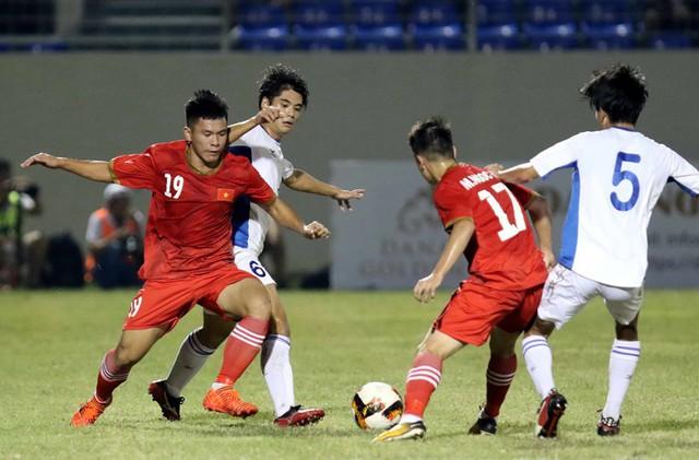 VIDEO Highlights: U21 Việt Nam 1-2 Sinh viên Nhật Bản (Giải U21 Quốc tế 2019) - Ảnh 2.