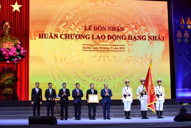 Bộ Khoa học và Công nghệ vinh dự nhận Huân chương Lao động hạng Nhất - Ảnh 8.