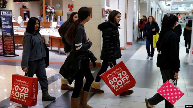 Người tiêu dùng Mỹ ngày càng thích mua sắm trực tuyến - Ảnh 2.