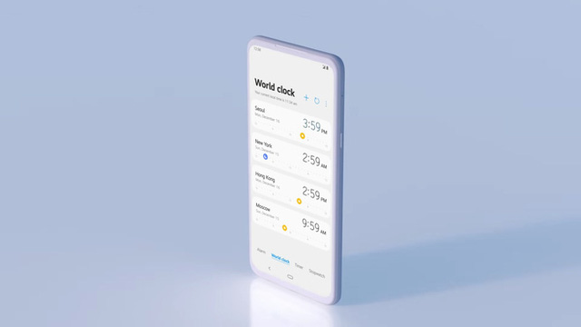 LG UX 9.0 bắt chước giao diện One UI của Samsung? - Ảnh 5.