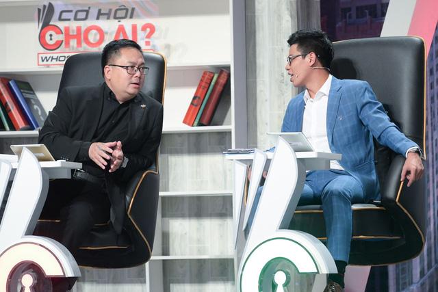 Cơ hội cho ai: Sếp Tiến chọn nam ứng viên vì ngoại hình giống nam cầu thủ Quang Hải - Ảnh 2.