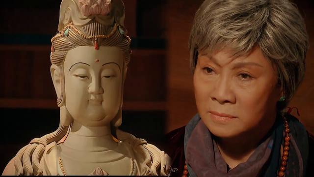 Nước mắt loài cỏ dại - Tập 5: Làm chuyện thất đức, bà Hai Đài ám ảnh vì lời nguyền rủa của cô gái - Ảnh 3.