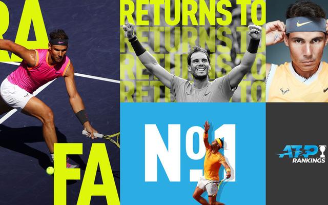 Rafael Nadal bỏ ngỏ khả năng tham dự ATP Finals 2019 - Ảnh 1.