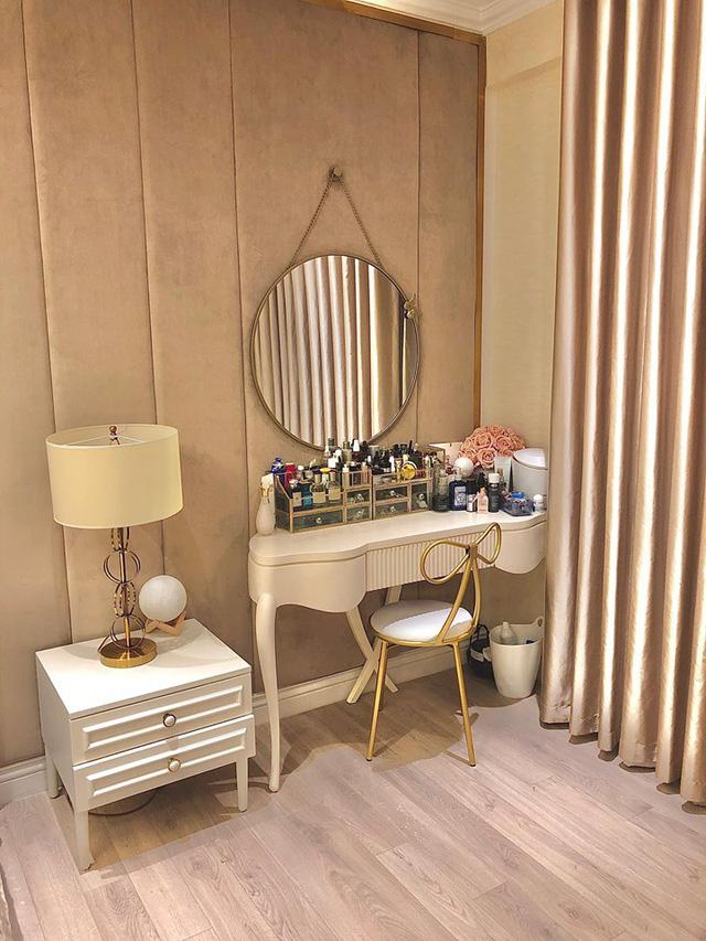 Ngắm căn hộ ấm cúng, ngập tràn sắc vàng của BTV Diệp Chi - Ảnh 10.