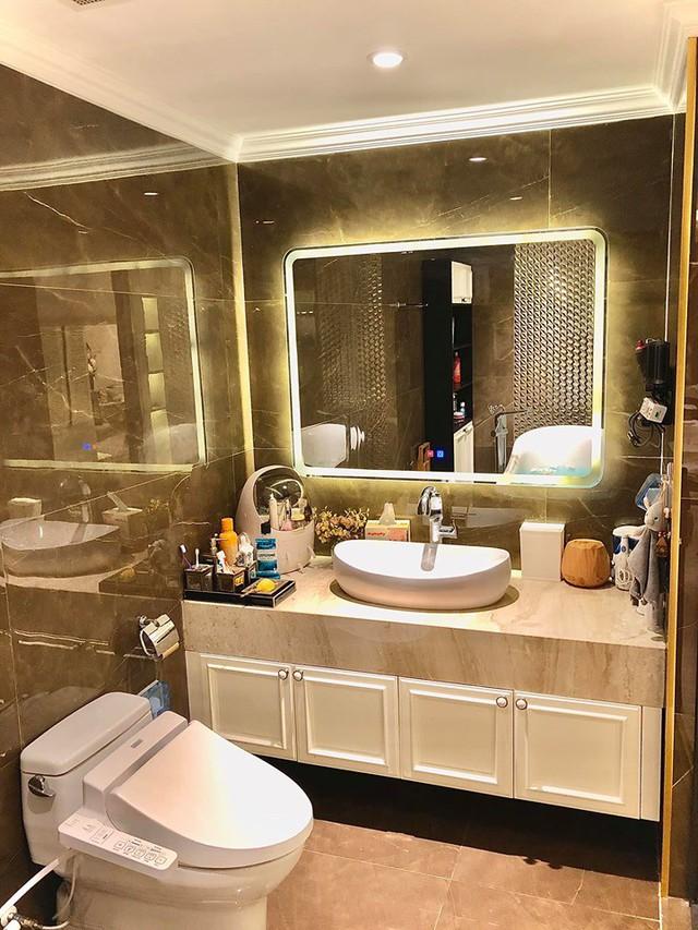 Ngắm căn hộ ấm cúng, ngập tràn sắc vàng của BTV Diệp Chi - Ảnh 11.