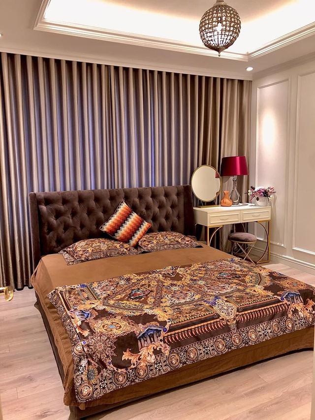 Ngắm căn hộ ấm cúng, ngập tràn sắc vàng của BTV Diệp Chi - Ảnh 12.