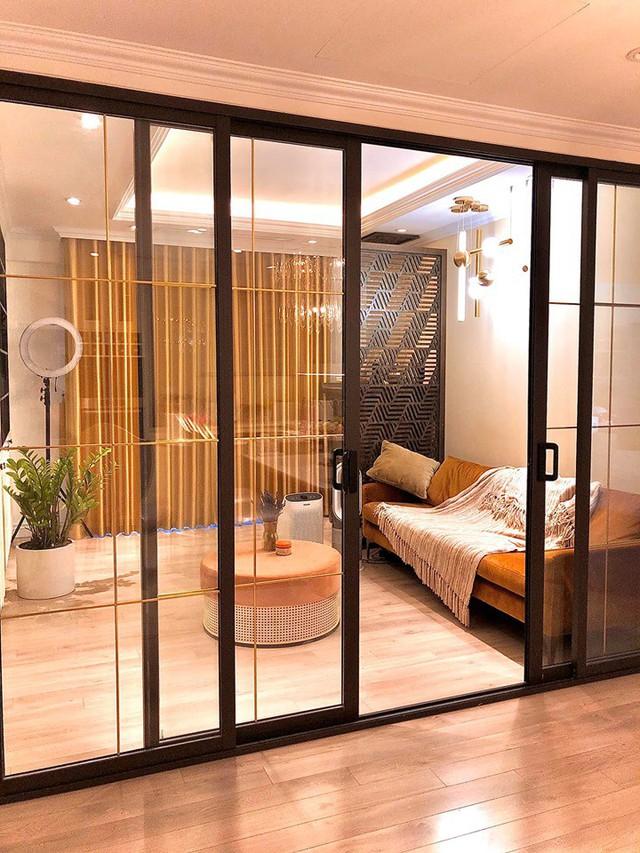 Ngắm căn hộ ấm cúng, ngập tràn sắc vàng của BTV Diệp Chi - Ảnh 13.