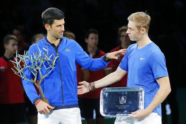 Vô địch Paris Masters 2019, Novak Djokovic vẫn mất ngôi số 1 thế giới - Ảnh 2.