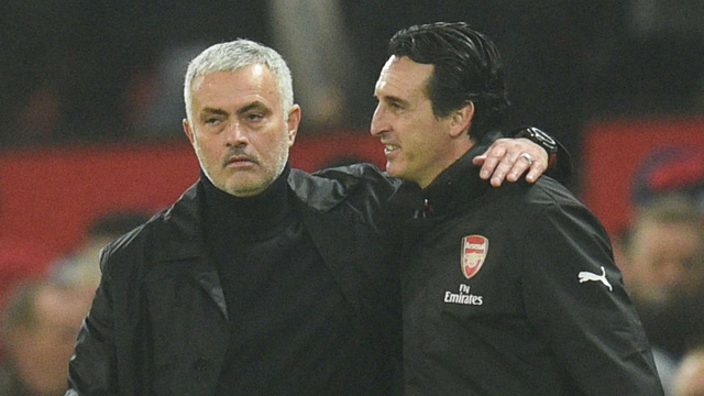 HLV Mourinho muốn dẫn dắt đại kình địch của cả Man Utd và Chelsea - Ảnh 1.