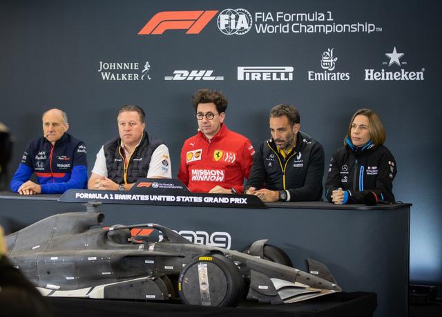 Đua xe F1: Những thay đổi tại F1 mùa giải 2021 - Ảnh 6.
