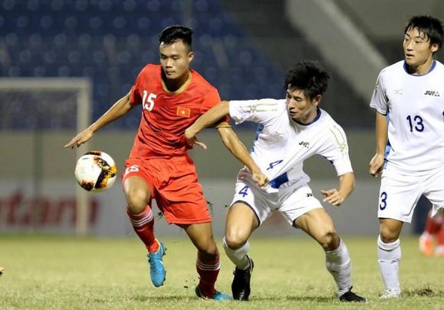 Chung kết U21 Quốc tế 2019: U21 tuyển chọn Việt Nam - U21 Sinh viên Nhật Bản (17:45 ngày 05/11 trên VTV6) - Ảnh 2.