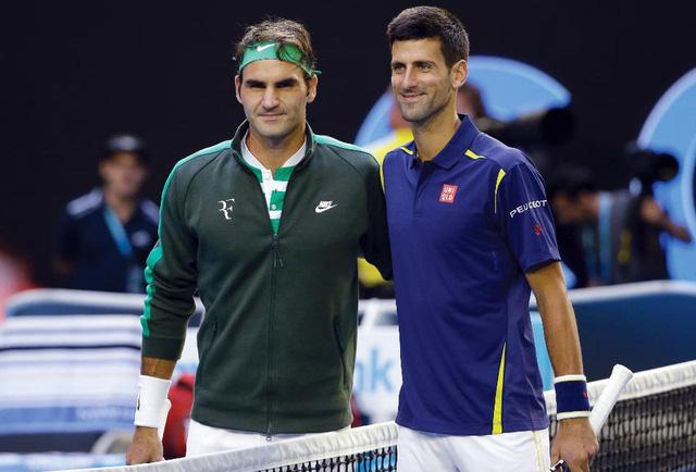 Kết quả bốc thăm chia bảng ATP Finals 2019: Djokovic, Federer chung bảng - Ảnh 1.