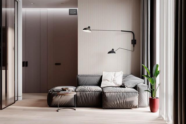 Căn hộ 2 phòng ngủ sử dụng nội thất sang trọng - Ảnh 2.