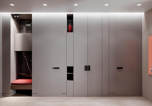 Căn hộ 2 phòng ngủ sử dụng nội thất sang trọng - Ảnh 4.