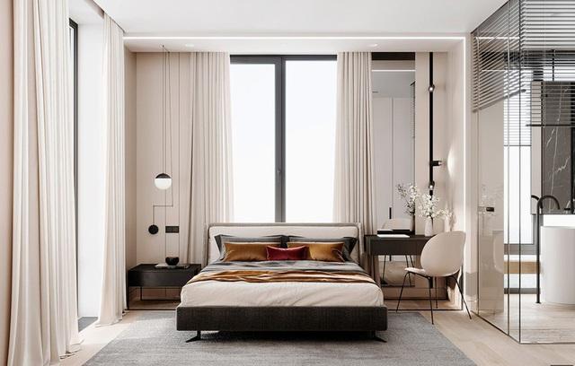 Căn hộ 2 phòng ngủ sử dụng nội thất sang trọng - Ảnh 5.