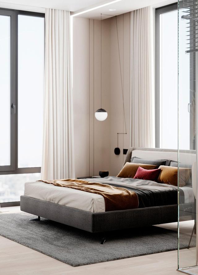 Căn hộ 2 phòng ngủ sử dụng nội thất sang trọng - Ảnh 6.