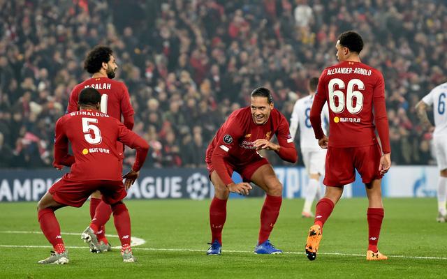 Liverpool 2-1 Genk: Thắng nhẹ nhàng, The Kop vươn lên giữ ngôi đầu bảng E - Ảnh 3.