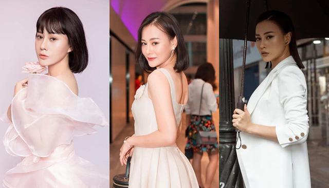 Loạt nữ diễn viên Việt đổi phong cách với tóc ngắn cá tính - Ảnh 6.