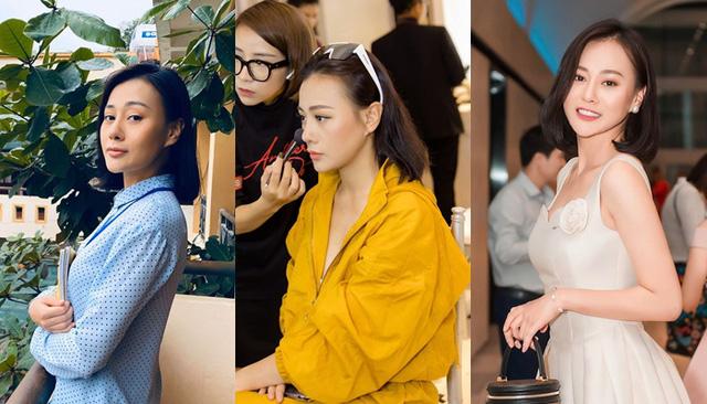 Loạt nữ diễn viên Việt đổi phong cách với tóc ngắn cá tính - Ảnh 5.