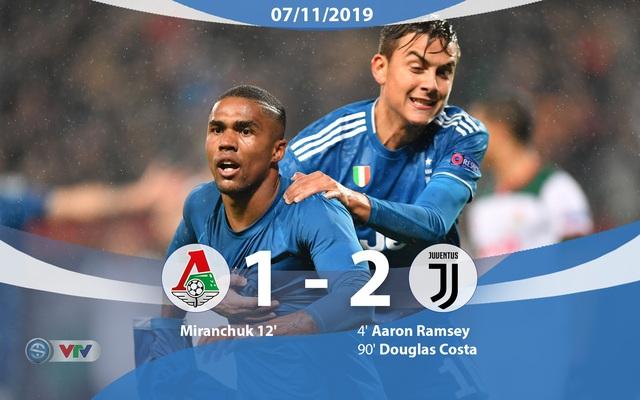 Kết quả UEFA Champions League rạng sáng 7/11: Real Madrid 6-0 Galatasaray, Sao đỏ Belgrade 0-4 Tottenham, Atalanta 1-1 Man City - Ảnh 8.