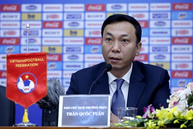 Ký hợp đồng mới, VFF và HLV Park Hang Seo đặt mục tiêu hướng tới World Cup 2026 - Ảnh 1.