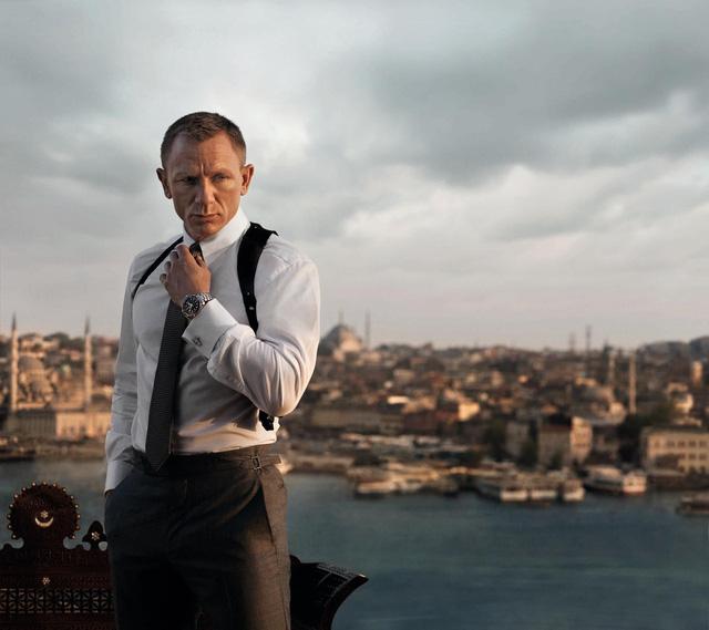 """""""No Time To Die"""" là bộ phim James Bond được đầu tư khủng nhất mọi thời đại - Ảnh 1."""