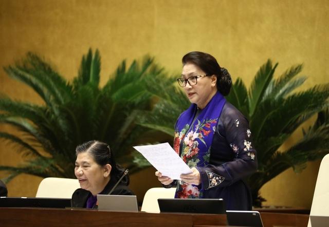 Toàn cảnh phiên chất vấn Bộ trưởng Bộ Công Thương Trần Tuấn Anh và Bộ trưởng Bộ Nội vụ Lê Vĩnh Tân - Ảnh 6.