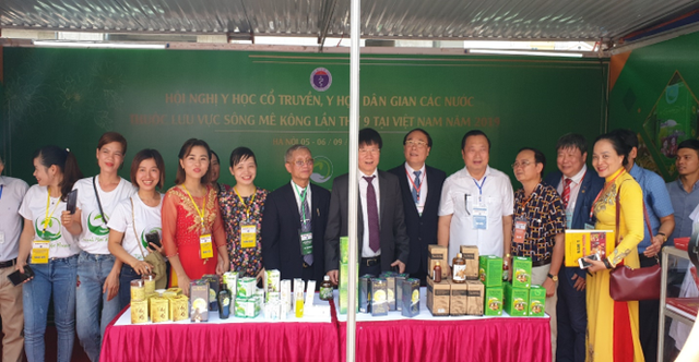 Thanh Mộc Hương tham gia Hội nghị Y học cổ truyền, y học dân gian các nước lưu vực sông Mê Kông mở rộng lần thứ 9 tại Việt Nam - Ảnh 2.