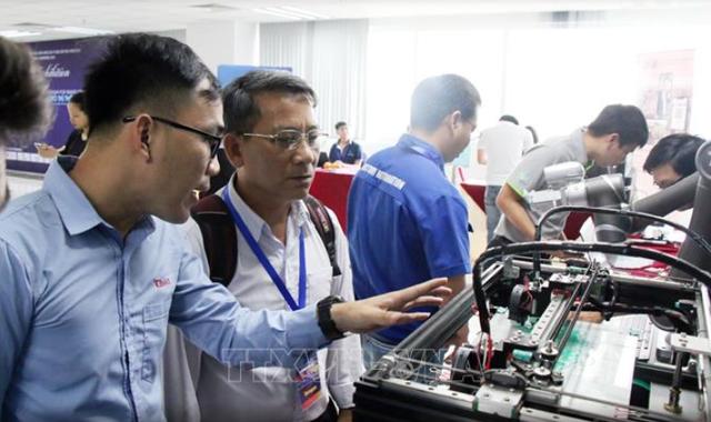 Hội nghị quốc tế thường niên Khu công nghệ cao lần thứ 6 - Ảnh 4.