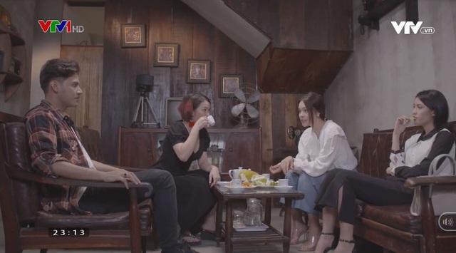 Tiệm ăn dì ghẻ - Làn gió mới trên sóng VTV3 trong khung giờ vàng phim Việt - Ảnh 3.