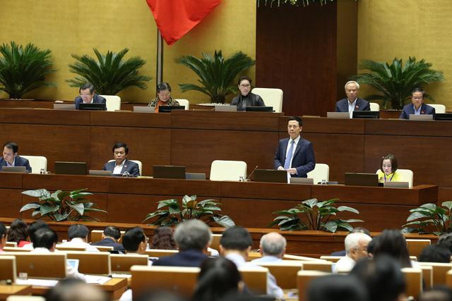 """Bộ trưởng Nguyễn Mạnh Hùng: Bộ TT&TT có bộ công cụ chặn tình trạng """"sáng đăng, trưa gặp, chiều gỡ"""" - Ảnh 2."""