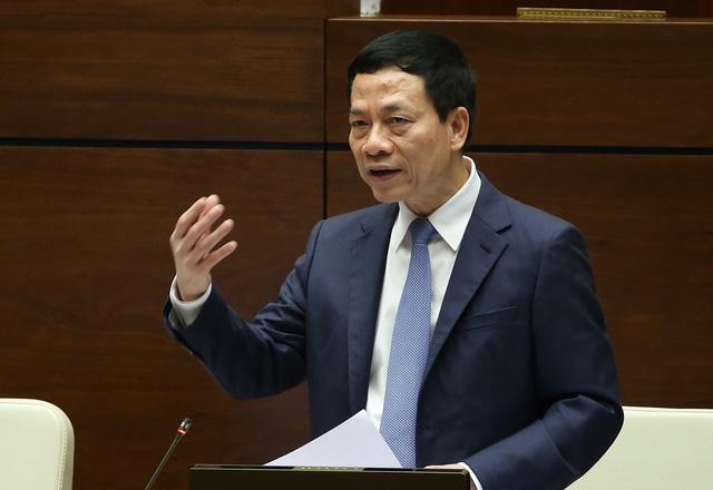 Bộ trưởng Nguyễn Mạnh Hùng: 90 triệu người sẽ dùng mạng xã hội Việt Nam vào năm 2020 - Ảnh 2.