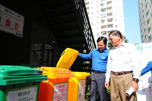 Ngày hội Thanh niên hành động chống rác thải nhựa - ảnh 7