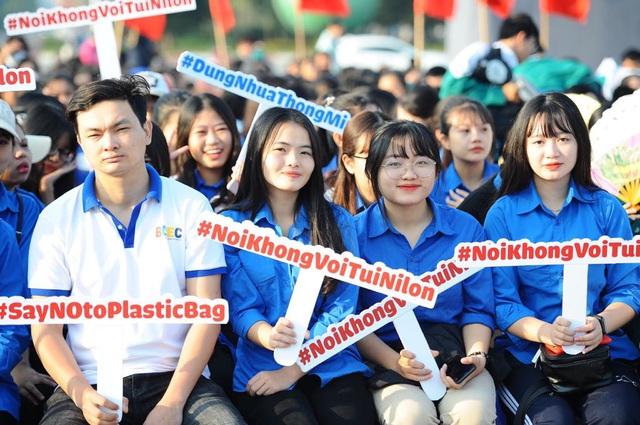 Ngày hội Thanh niên hành động chống rác thải nhựa - ảnh 8